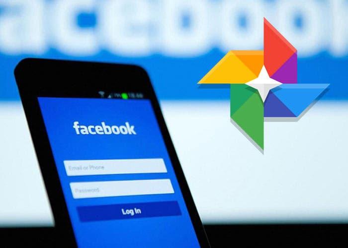 La nueva función de Facebook permite transferir tus imágenes a Google Fotos