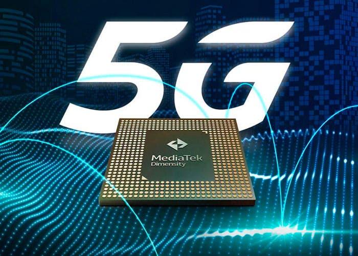 MediaTek Dimensity 800 llegará para incluir el 5G en la gama media