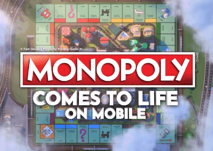 Ya puedes jugar al Monopoly en tu móvil Android: disponible en Google Play