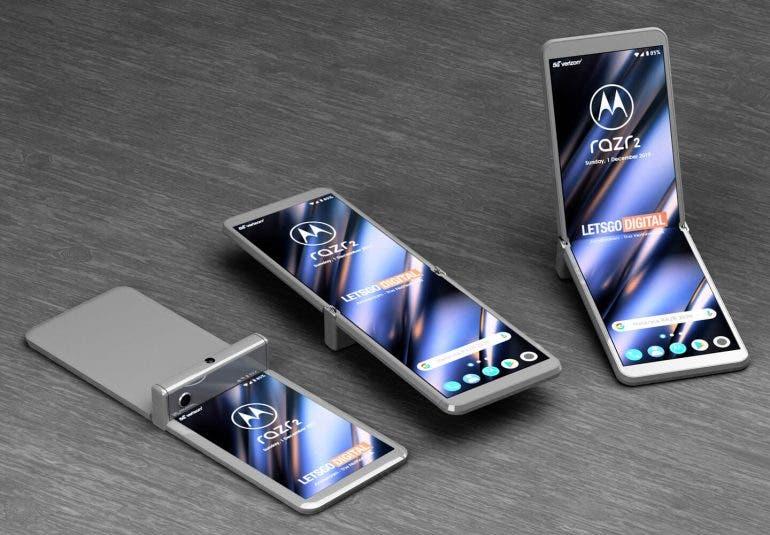 El Motorola Razr 2020 podría llegar acompañado de Moto Mods