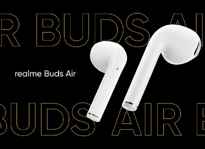 Los Realme Buds Air son oficiales: así son los auriculares TWS más parecidos a los AirPods de Apple