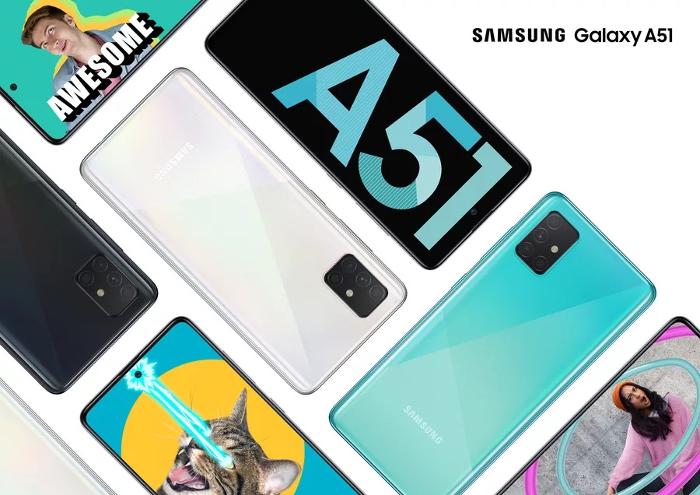 El Samsung Galaxy A51 ya se puede comprar en España: precio y disponibilidad