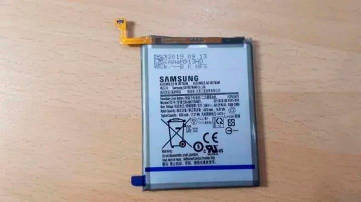 Batería Samsung Galaxy Note 10 Lite