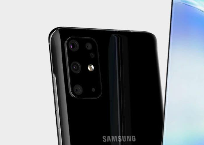 Cámara Samsung Galaxy S11