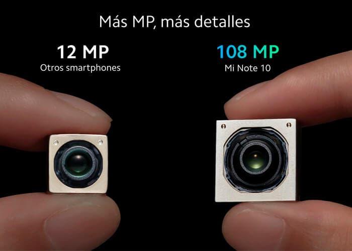 En 2020 podríamos ver teléfonos con cámaras de hasta 200 megapíxeles