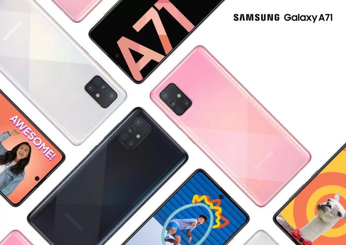 Precio y disponibilidad del Samsung Galaxy A71 en España: ya es oficial