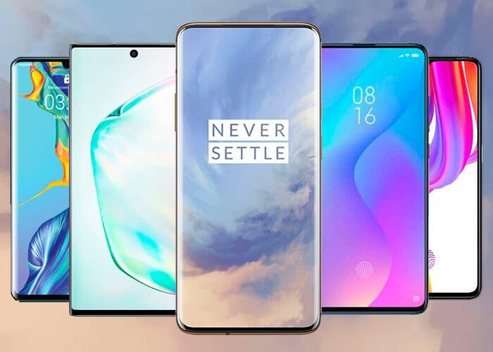 Estos han sido los 5 mejores teléfonos de 2019 para el equipo de Pro Android