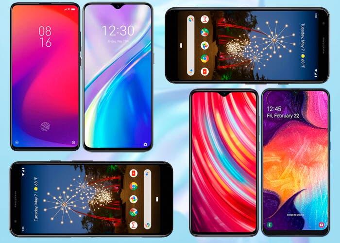 Los mejores teléfonos de gama media de 2019 para Pro Android
