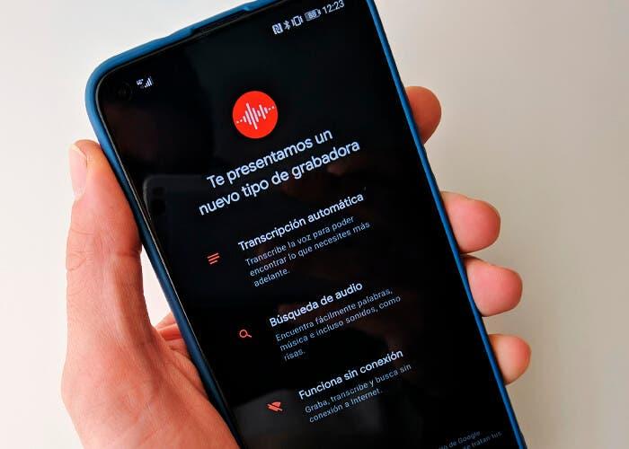 Ya puedes tener la grabadora de Google en tu teléfono Android ¡Es la mejor de todas!