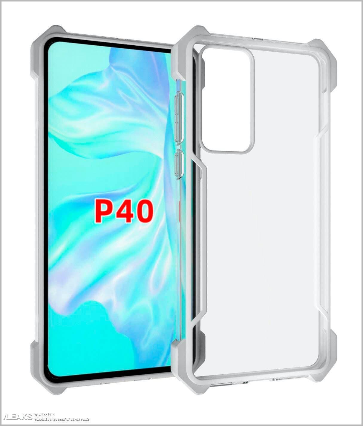 Funda Huawei P40
