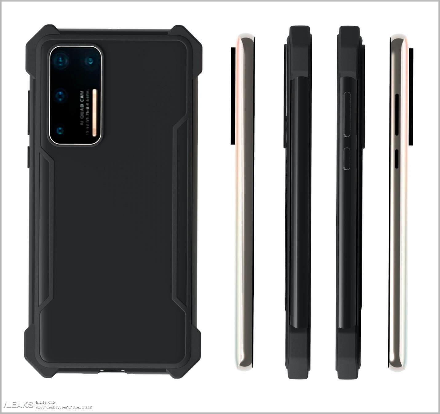 Huawei P40 funda