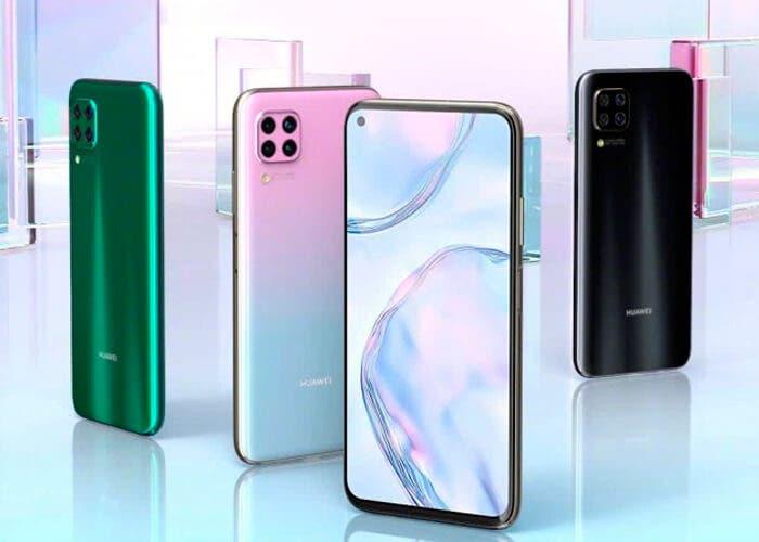 El Huawei P40 Lite será idéntico al Huawei Nova 6 SE