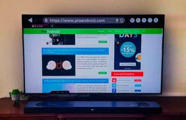 Monta un cine en casa: análisis de la LG 65SM9010PLA y la barra de sonido LG SL9YG