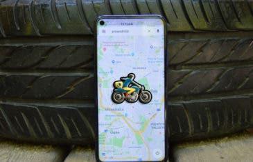 Google Maps comienza a integrar el modo moto en algunos países