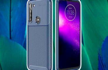 Confirmado el diseño del Motorola Moto G8 Power por un fabricante de fundas