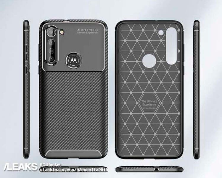 Funda Motorola Moto G8 Power