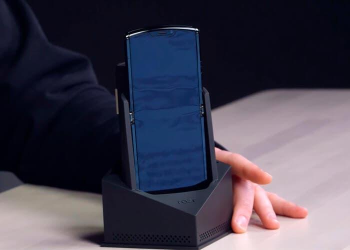 Así será la curiosa caja del Motorola Razr: el móvil plegable está muy cerca