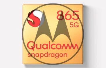 Motorola volverá a la gama alta con el Qualcomm Snapdragon 865