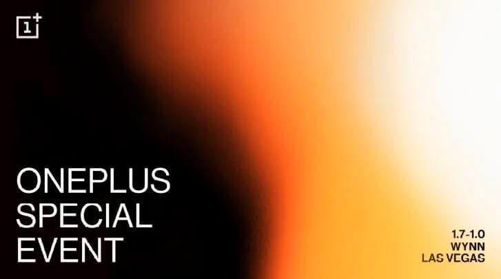 evento OnePlus CES 2020