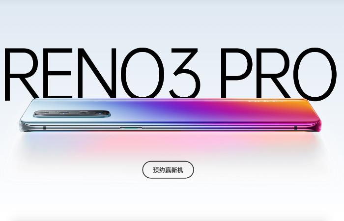 El Oppo Reno 3 Pro se deja ver en imágenes oficiales: muy bonito, muy fino y muy potente