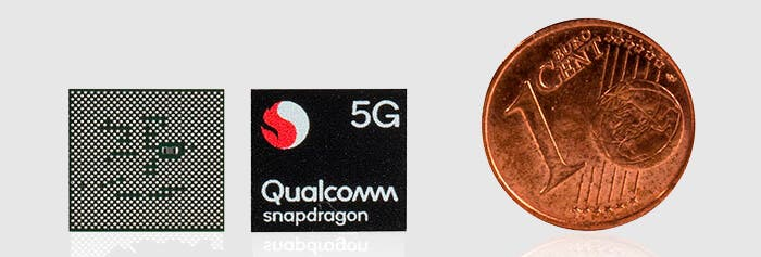 Qualcomm Snapdragon 865 módem 5G