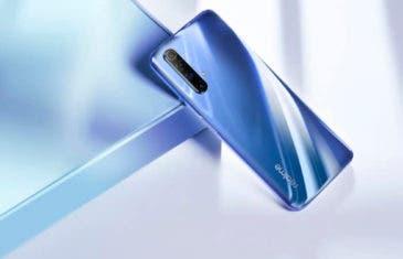 El Realme X50 5G acaba de aparecer en imágenes reales
