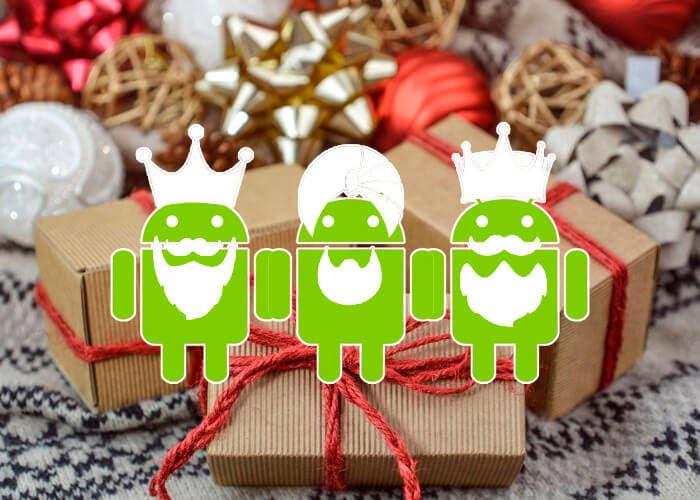 Cuatro teléfonos en oferta que llegarán a tiempo para los Reyes Magos
