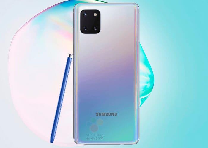 Ya sabemos cuánto costará el Samsung Galaxy Note 10 Lite