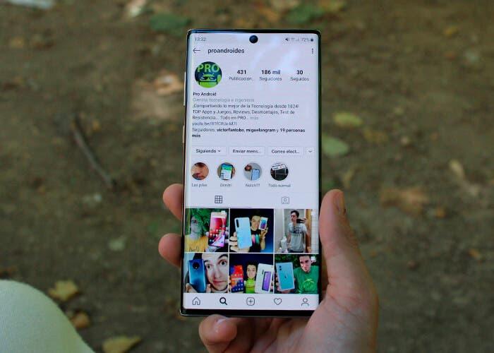 Android 10 estable y oficial está llegando a los Samsung Galaxy Note 10