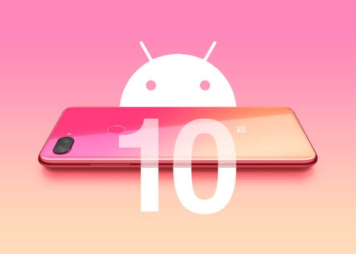 Si tienes un Xiaomi Mi 8 Lite, ya puedes instalar MIUI 11 junto con Android 10