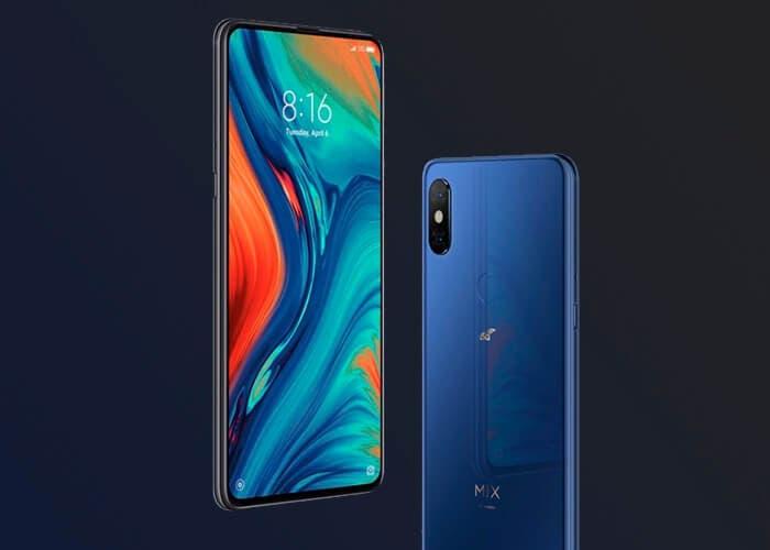 Ofertazas en teléfonos Xiaomi: ¡Mi MIX 3 5G por solo 300 euros!