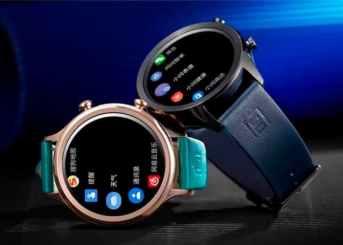 Así es el Xiaomi Mi Watch Forbidden City: nuevo diseño circular y peores características