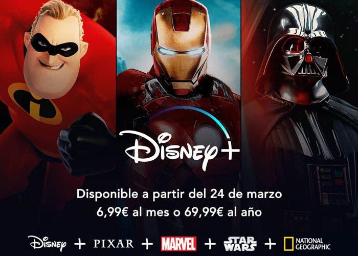 Disney+ llegará a España antes de lo esperado: se confirma la fecha oficial