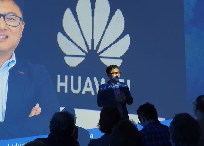 Huawei presentará el 22 de febrero un móvil en exclusiva en España