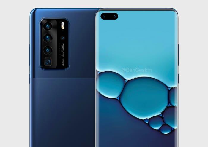 Evan Blass confirma la fecha de presentación para los Huawei P40