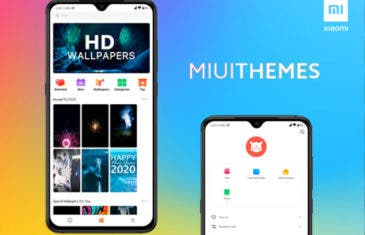 Xiaomi vuelve a integrar la app de temas en MIUI 11
