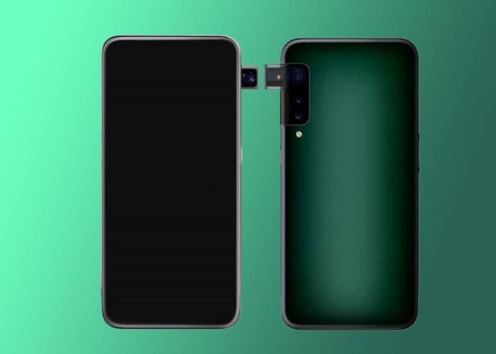 OPPO estaría trabajando en un móvil con cámara emergente lateral