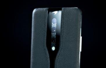 El OnePlus Concept One aparece en una versión completamente negra