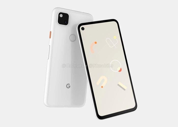 El Google Pixel 4a llegaría al mercado sin versión XL