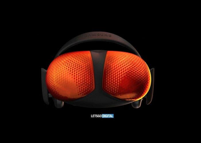 Samsung patenta un casco de realidad virtual con el que parecerás una mosca