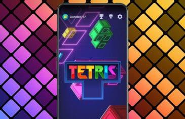 Tetris regresa a Google Play con un nuevo desarrollador ¡Lo probamos!