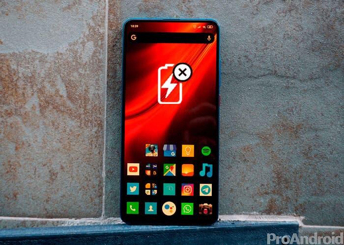 Cómo solucionar los problemas de batería del Xiaomi Mi 9T con Android 10
