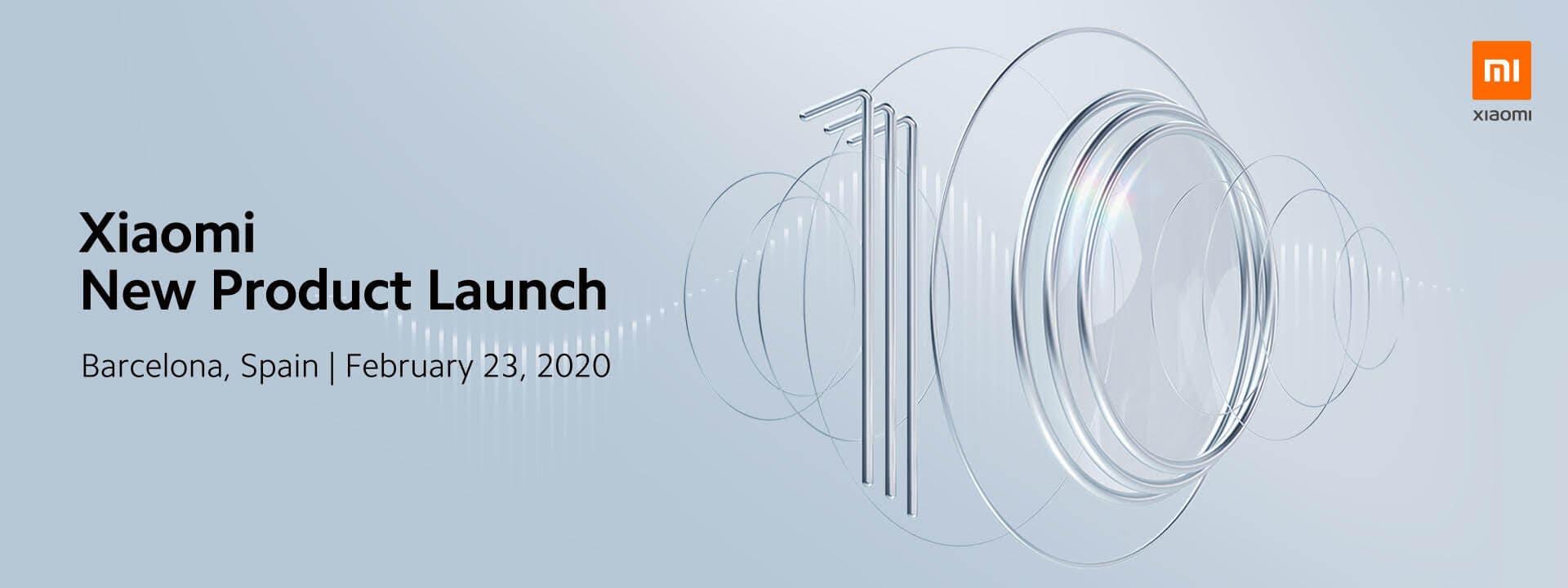 Xiaomi Mi 10 evento internacional