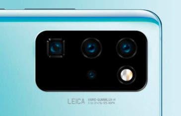 Estos son los 5 colores del Huawei P40 y P40 Pro: filtrados oficialmente