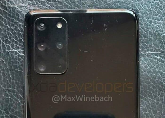 Filtradas todas las funciones y características de cámara del Samsung Galaxy S20+