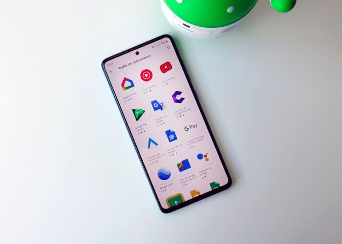 Google aplicaciones
