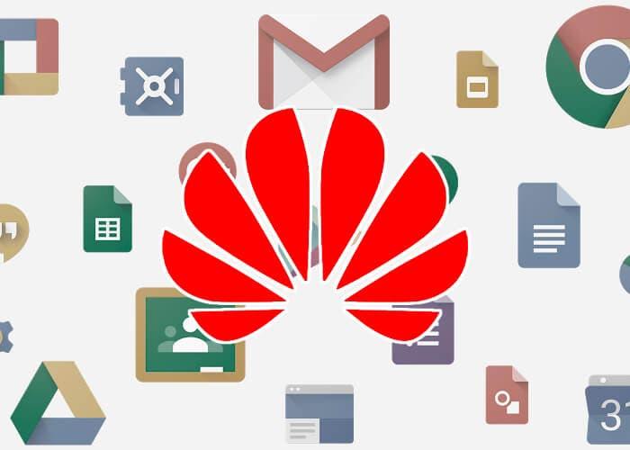 Huawei no volverá a usar los servicios de Google aunque se levante el veto