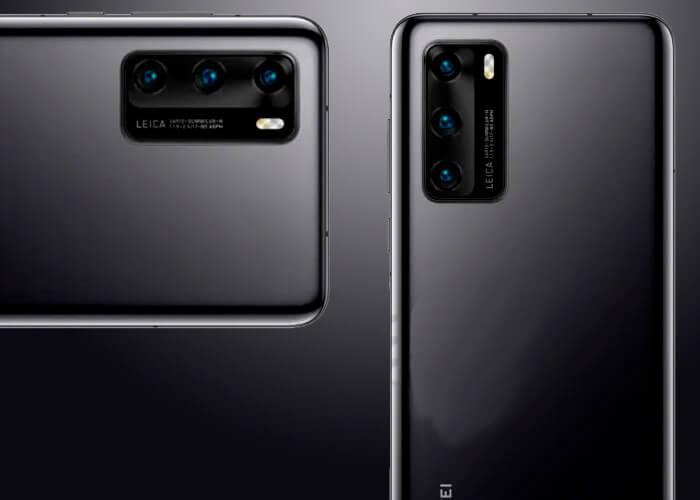 La nueva cámara de los Huawei P40 será revolucionaria: este es el motivo