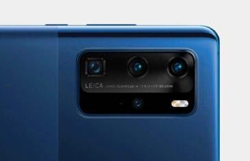 El Huawei P40 podrá hacer fusión de píxeles 16 en 1 y tendrá una nueva cámara periscopio