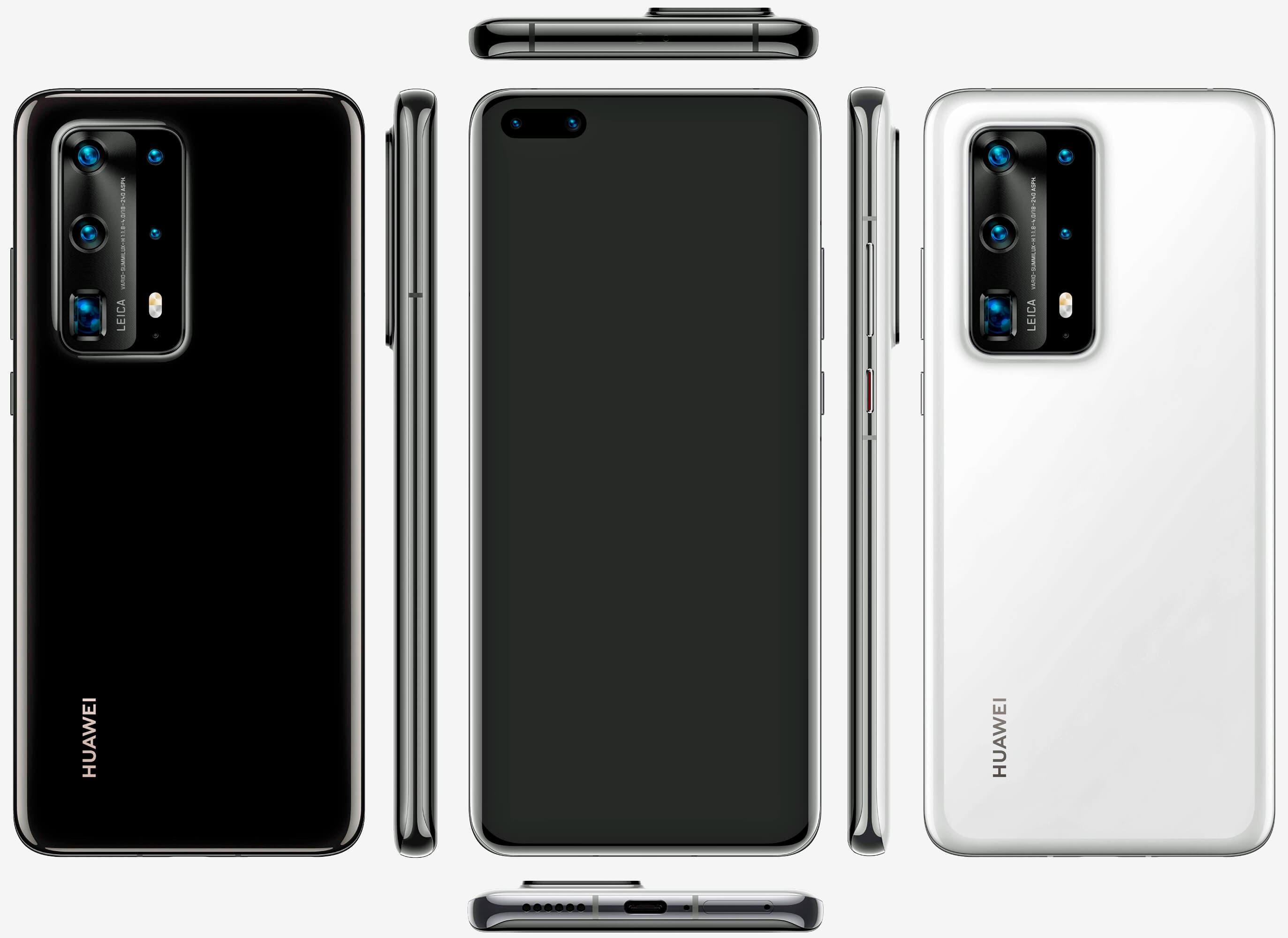 Huawei P40 Pro Premium Edition